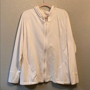 Danskin 3X (22-24) hooded Jacket